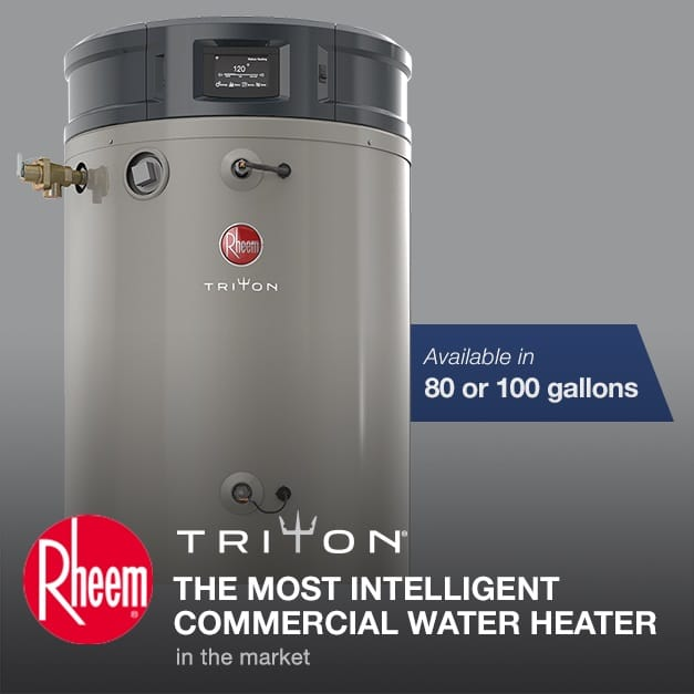 Multiple Gallon and Input Capacity Options Available