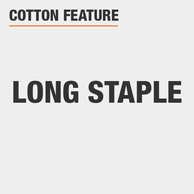 Long Staple Cotton