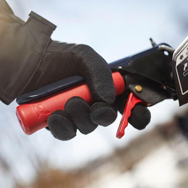 snow blower, snow thrower, heated grips, power steering, Troy-Bilt