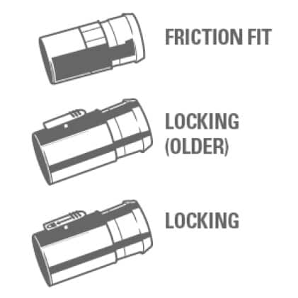 Included Adapters