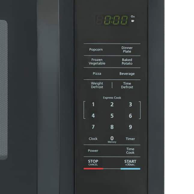 Easy to use electronic controls