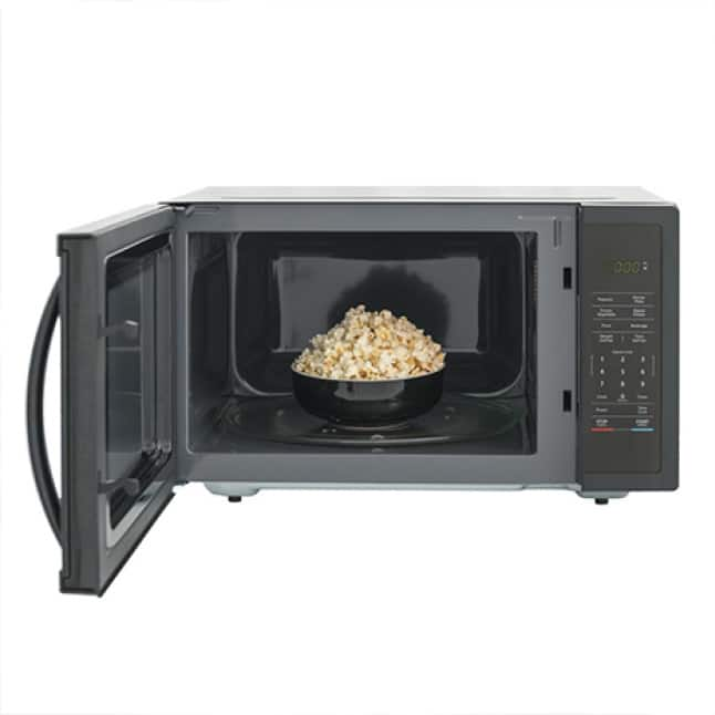Auto-cook settings for common food items