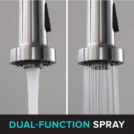 Dual-Function Spray