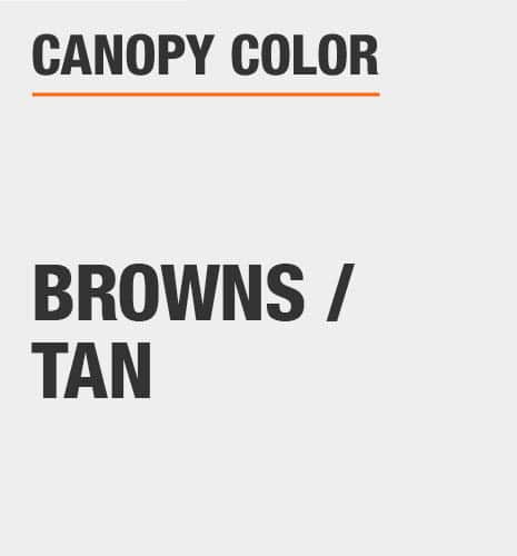 Canopy Color
