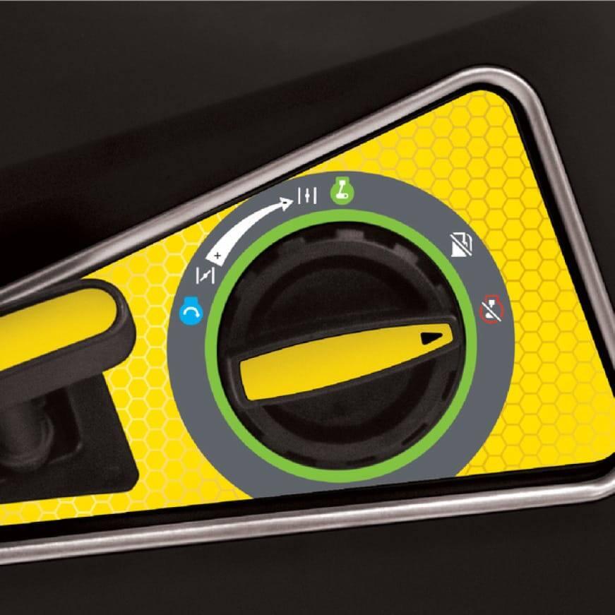 Alternate image of EZ Start Dial