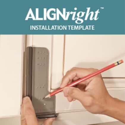 Easy Installation Cabinet Hardware