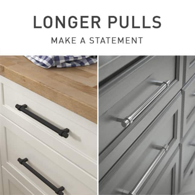 Long Drawer Pulls