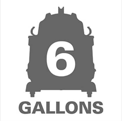 6 Gallon Wet/Dry Vac