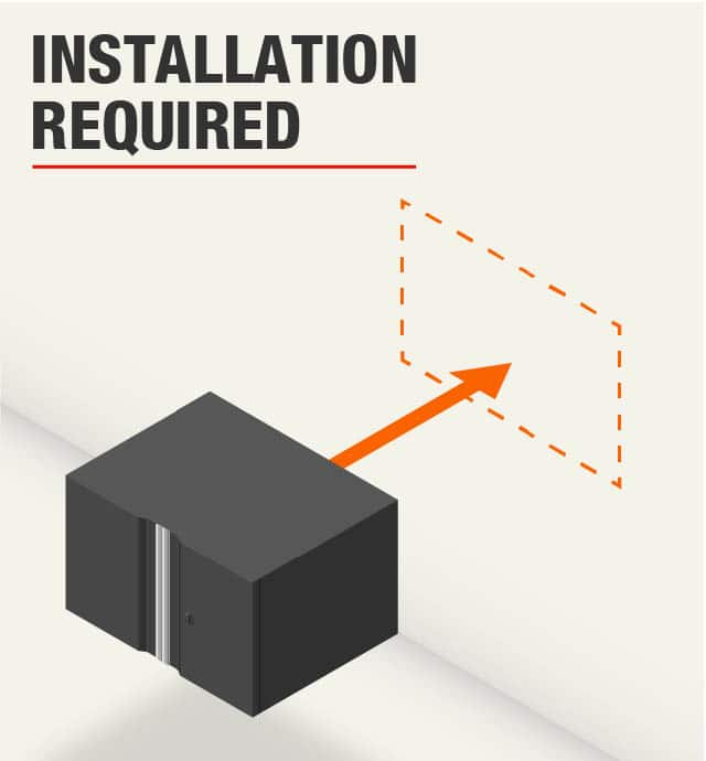 Installation Required