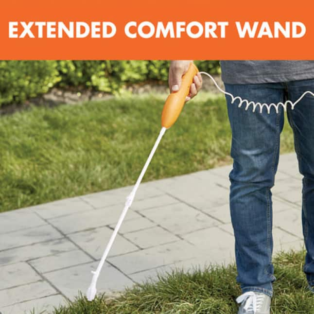 Extended Comfort Wand