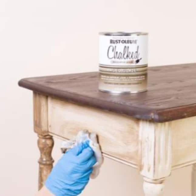 Choose either smoked black or aged brown for an instant antique appearance
