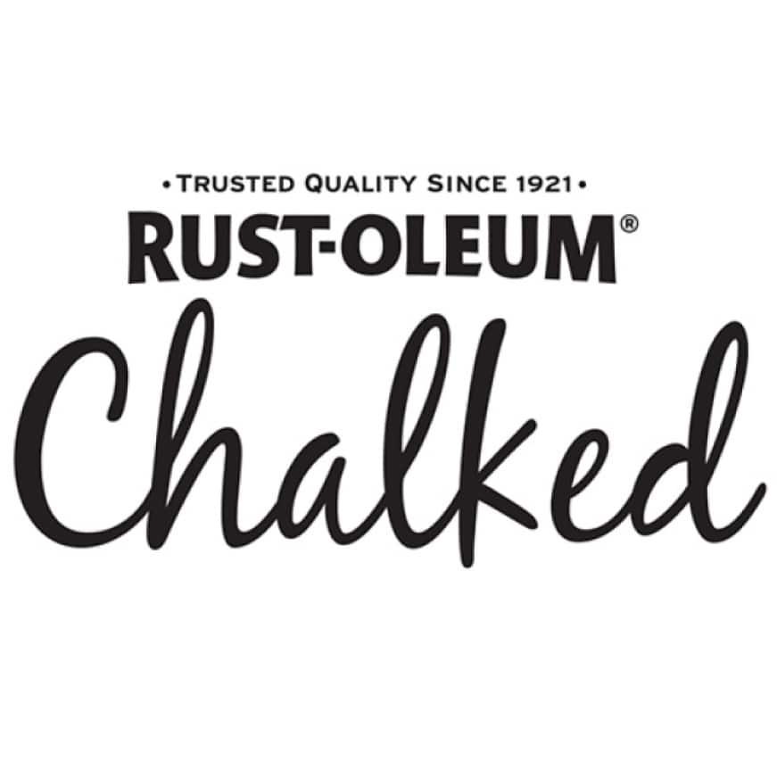 Classic chalk finish provides timeless vintage look for upcycled and refurbished items