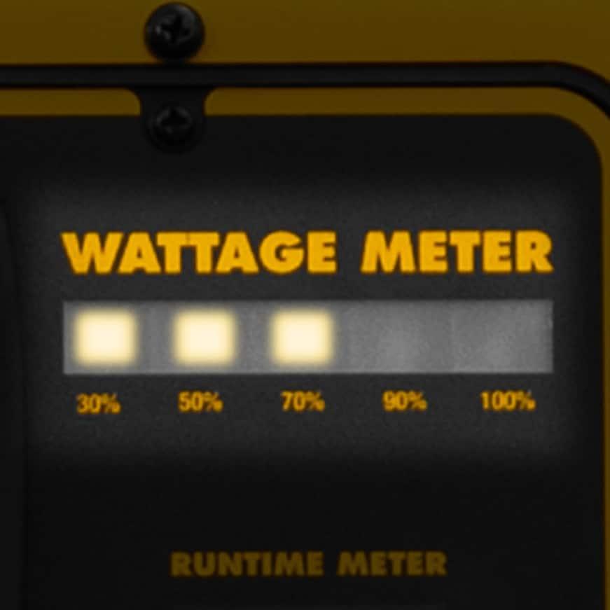 Wattage Meter