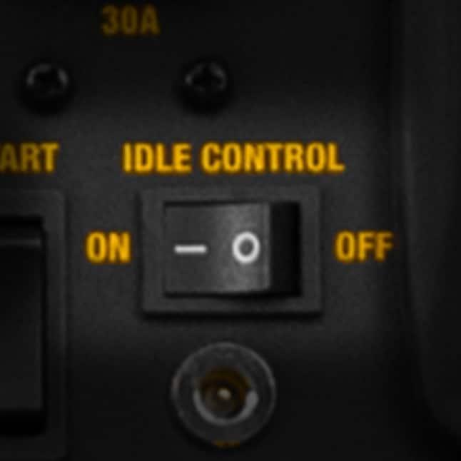 Idle Control