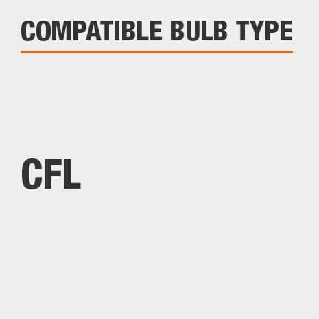 bulb type CFL