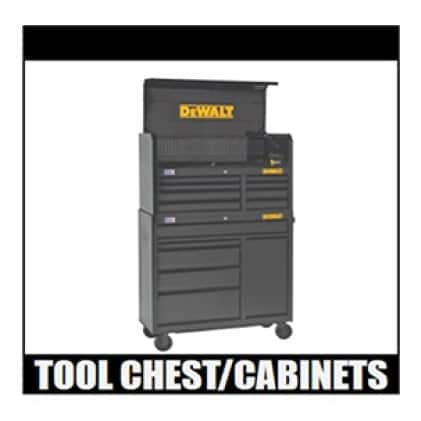 DWST98068BK 41 in. 5-Drawer Roller Cabinet Tool Chest