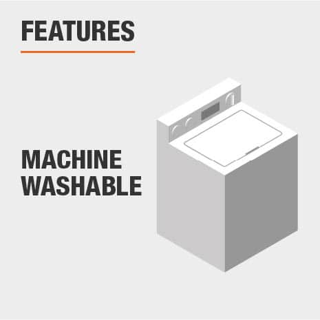 Features Machine Washable