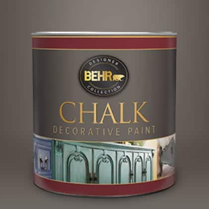 BEHR Chalk Decorative Paint container