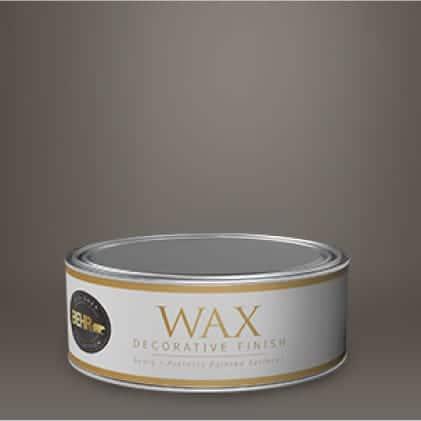 BEHR Decorative White Wax can shown