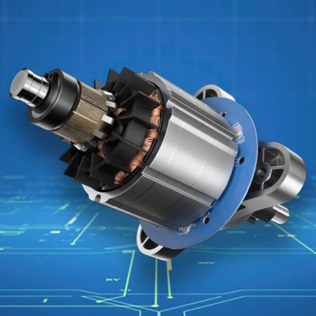 Intelligent Brushless Motor