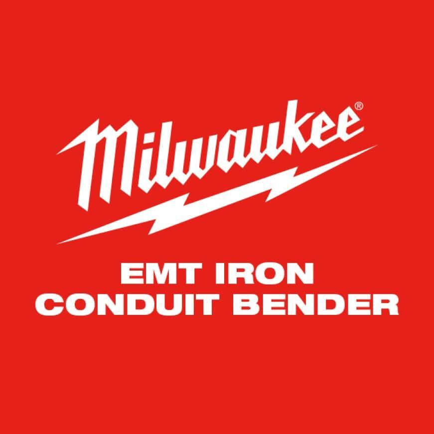 EMT Iron Conduit Benders