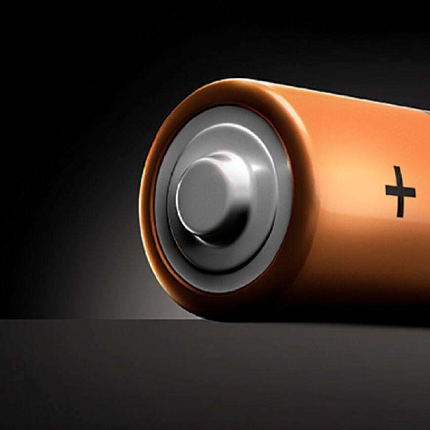 Coppertop Battery