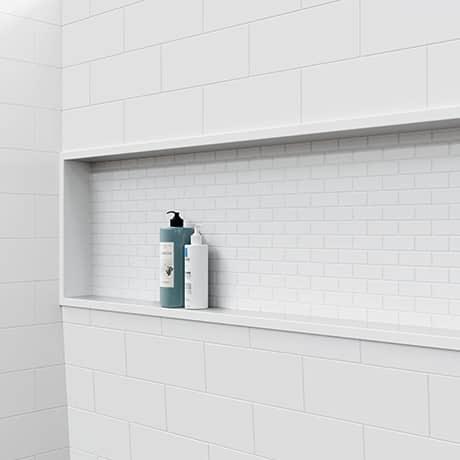 Bootz NexTile Wall