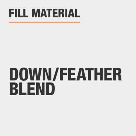 Fill Material Down/Feather Blend
