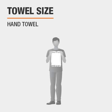 Hand Towel Size