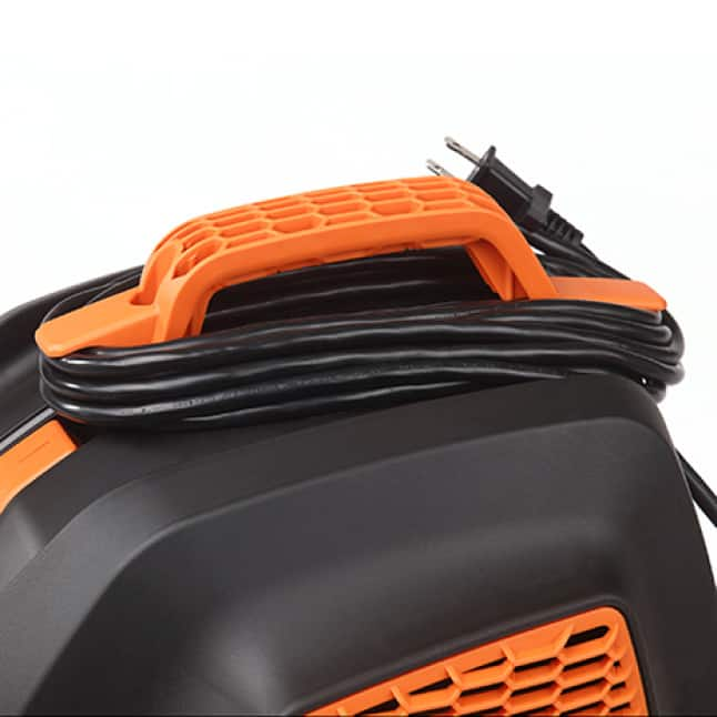 Wet/Dry Vac Cord Storage