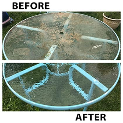 30 SECONDS Outdoor Multi Surface Cleaner Ready-To-Spray restores the like new appearance