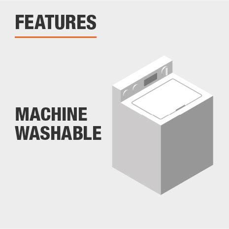 Features Machine Washable