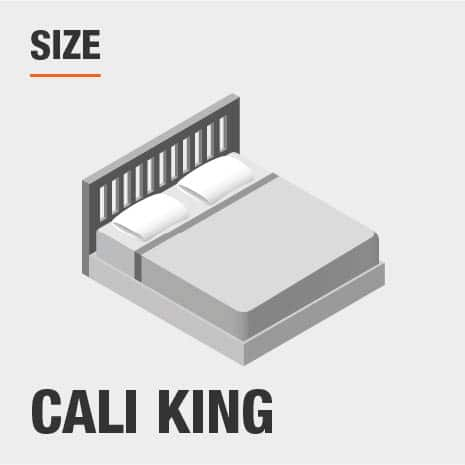 Fits California King Size Bed