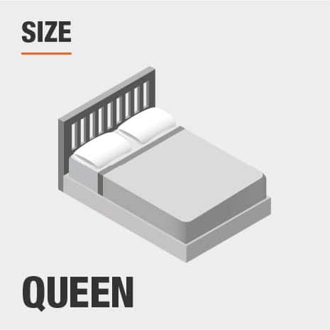 Fits Queen Size Bed