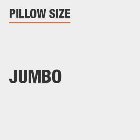 Pillow Type Jumbo