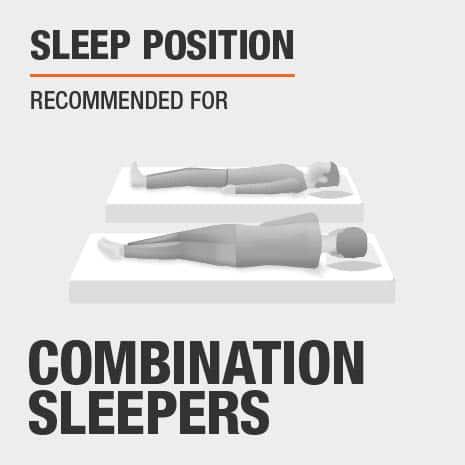 Sleep Position Combination