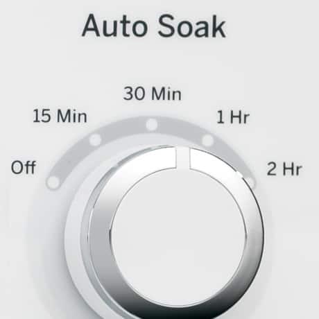 Auto Soak Time Control Dial