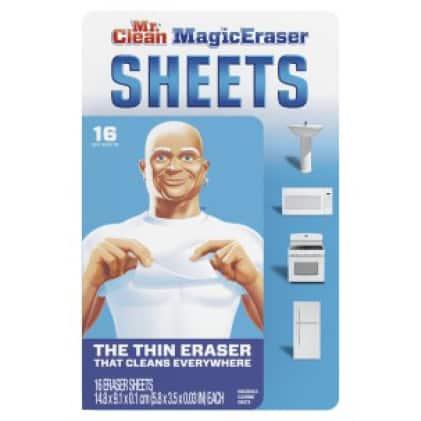 Mr. Clean Magic Eraser Sheets