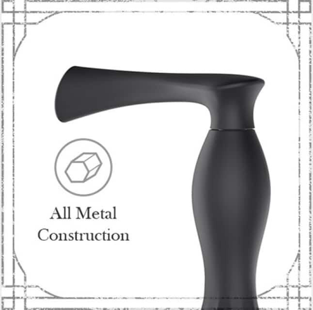 All-metal Construction