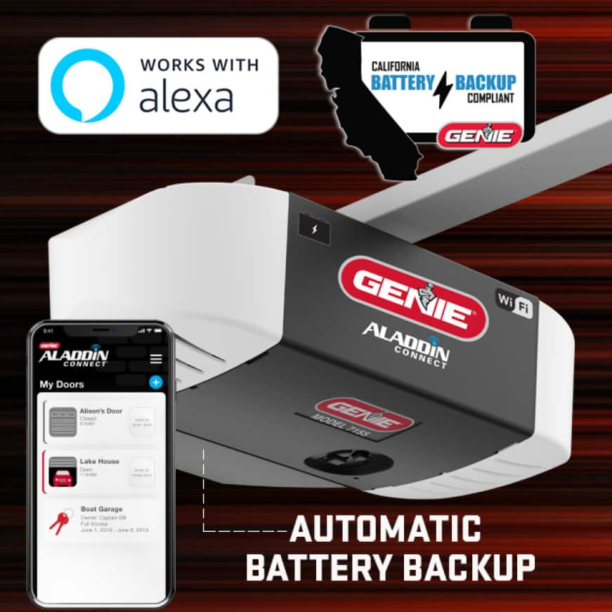 308708276 Genie StealthDrive Connect Works With Alexa