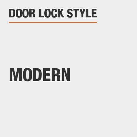 Modern Door Lock