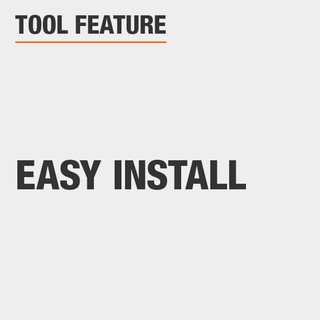 Tool Feature Easy Install