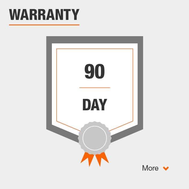 Warranty  90 Days