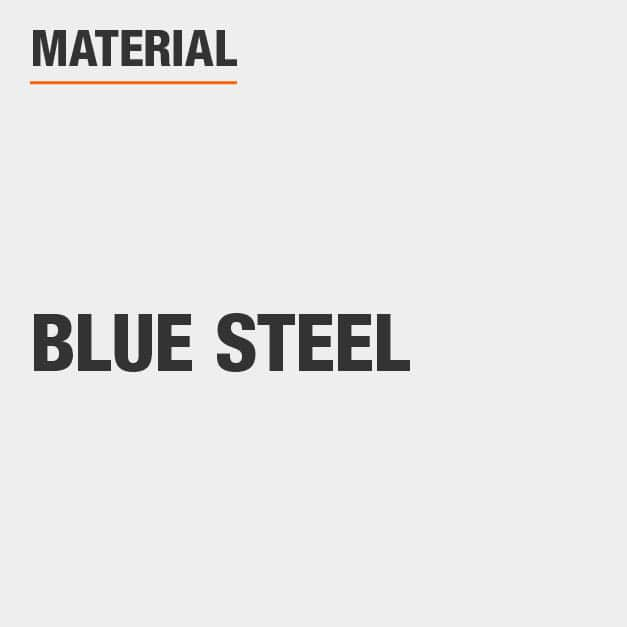 Blue Steel Material