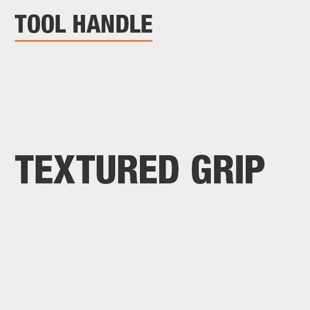 Tool Handle Textured Grip