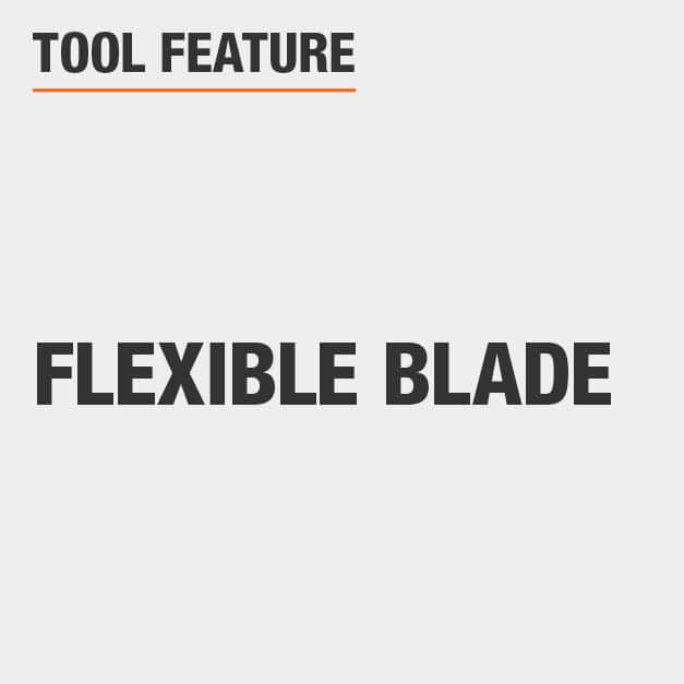 Tool Feature Flexible Blade