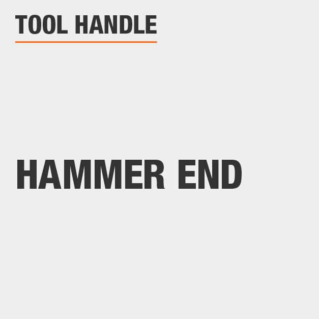 Tool Handle Hammer End