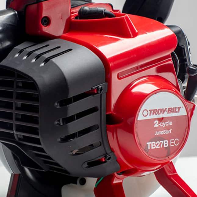 leaf blower, engine,  handheld, Troy-Bilt