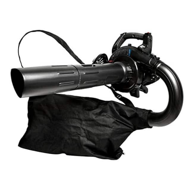 leaf blower, vacuum, mulch handheld, reduction ratio, Troy-Bilt