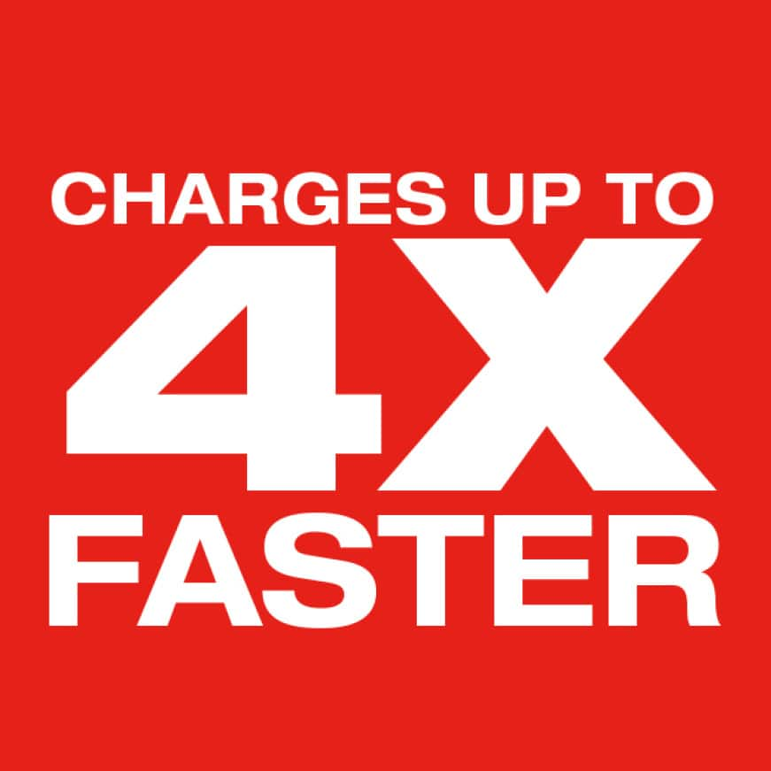 Delivers maximum optimal charge rate to every battery